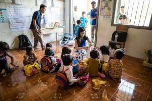 Crib Takes A Holiday For Hope In Cambodia