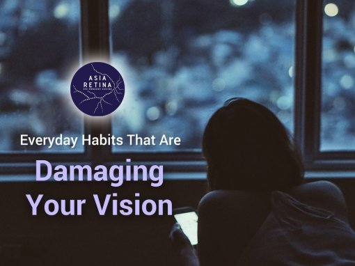 Everyday Habits That Are Damaging Your Vision