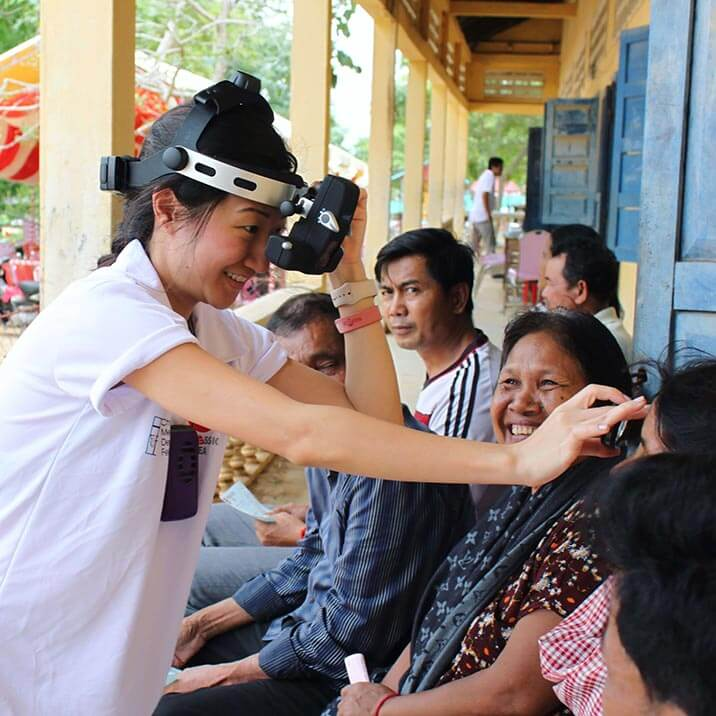 Asia Retina Provides Eye Care in Overseas Mission Trip