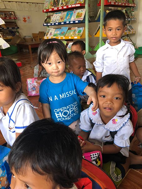 Our Perfect Weekend: Social Enterprise CRIB helps kids in Cambodia