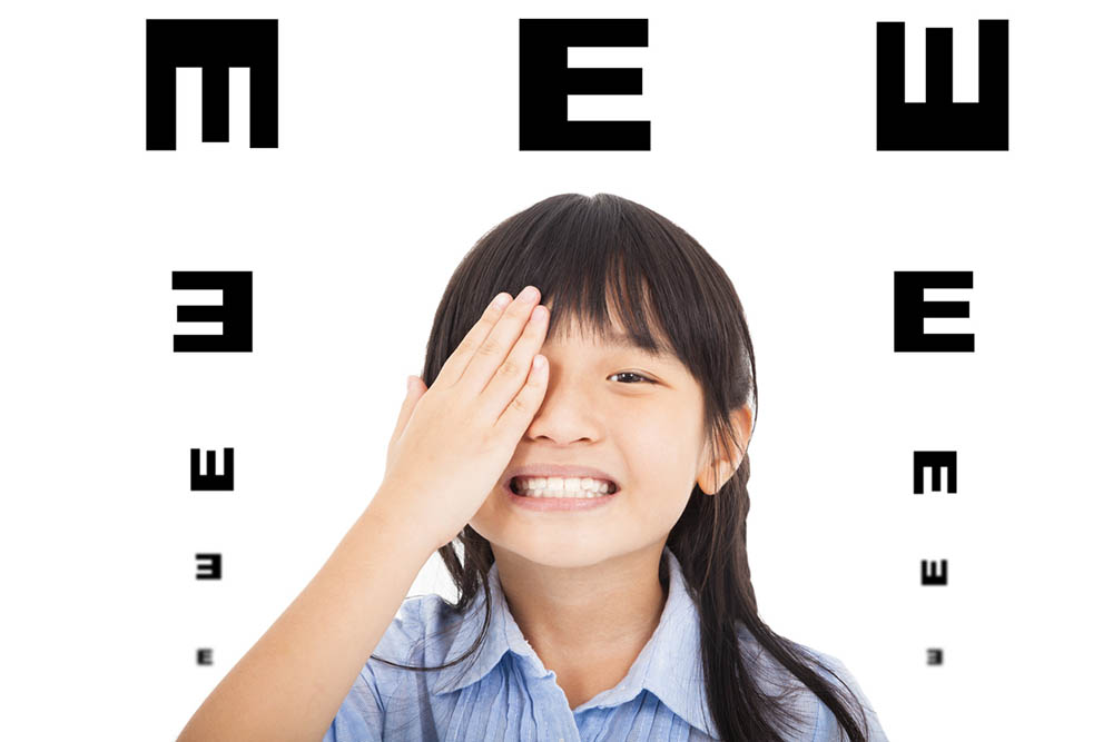 Better Vision for the Future: Why eye exams are important at a young age